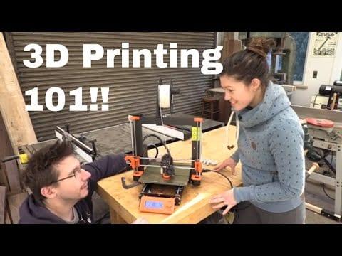 3D Printing Basics with 3D Printing Nerd