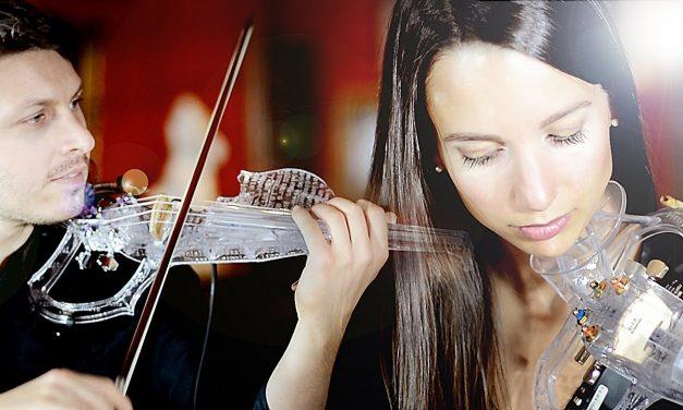 3DVarius Violin Live