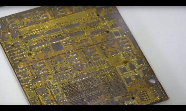 3D printed multi-layer printed circuit boards (PCBs)
