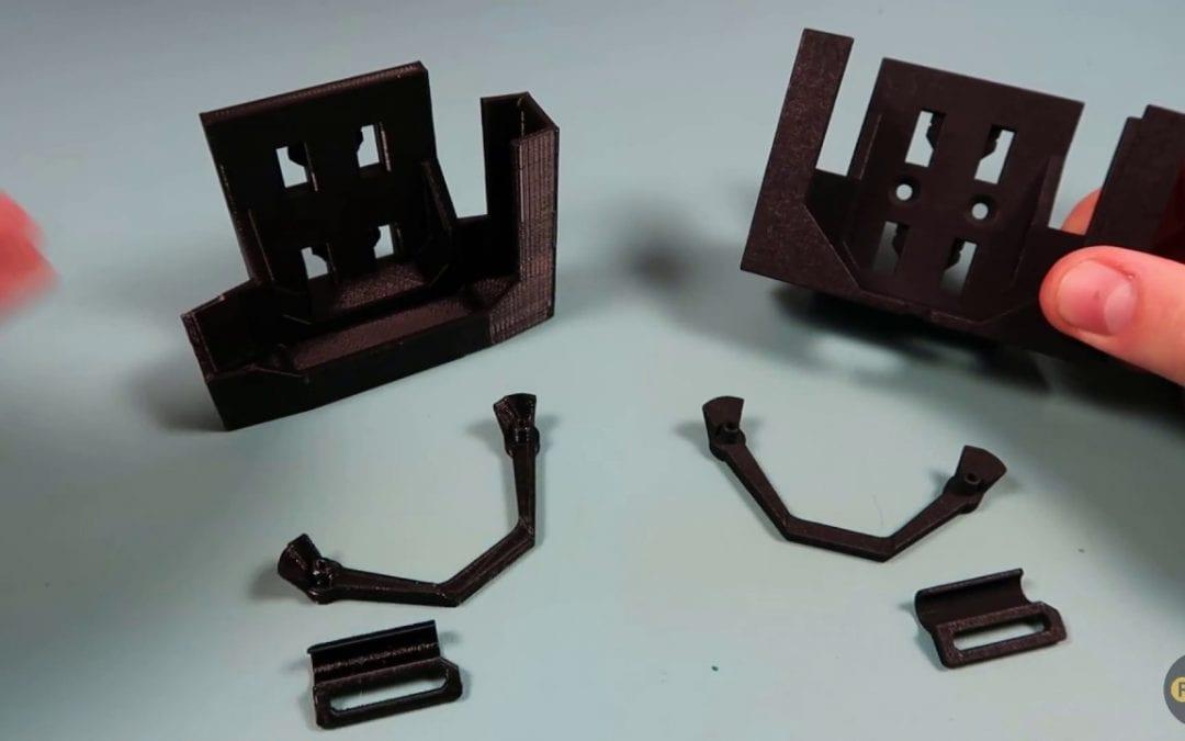 FDM vs SLS 3D printing – Whiteboard Wednesday