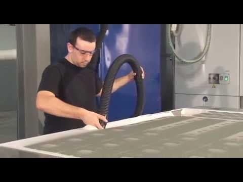 ExOne Sand Printing Process