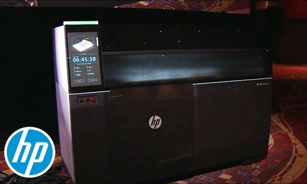 Introducing HP Metal Jet Technology At IMTS 2018 | 3D Printing | HP