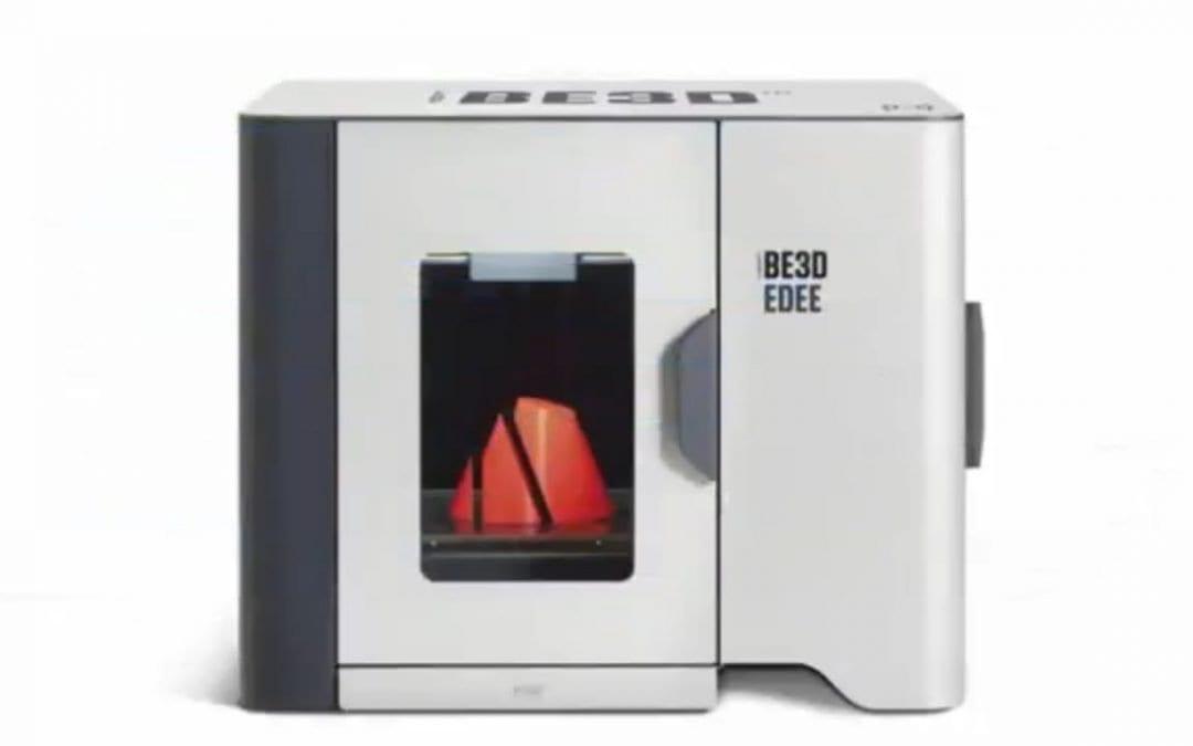 Xerox presents its three new equipment 3D printers