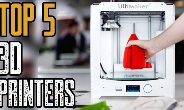 TOP 5: Best 3d Printers 2019