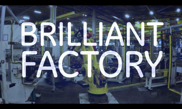 GE Transportation: Brilliant Factory