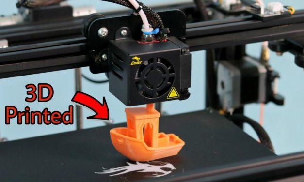 Amazing DIY 3D Printer Kit – Creality Ender 5