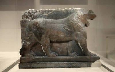 3D printing an ancient sculpture
