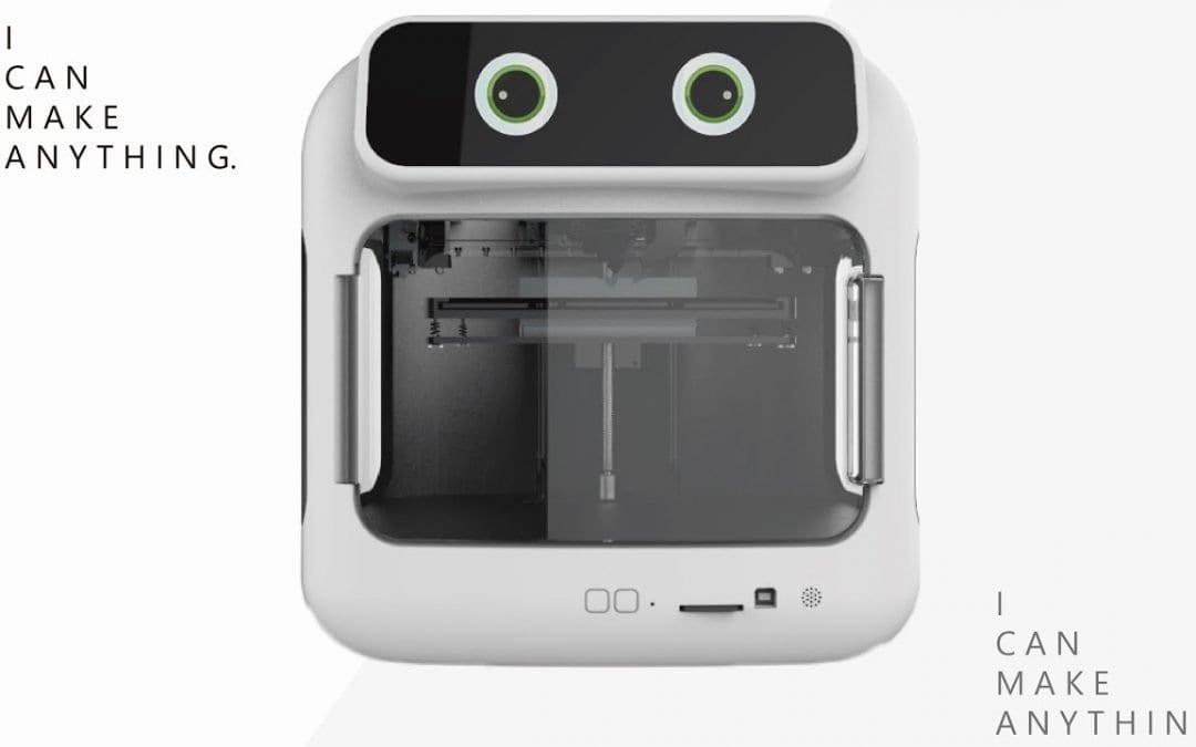 Thingi – USEED's new AI 3D printer