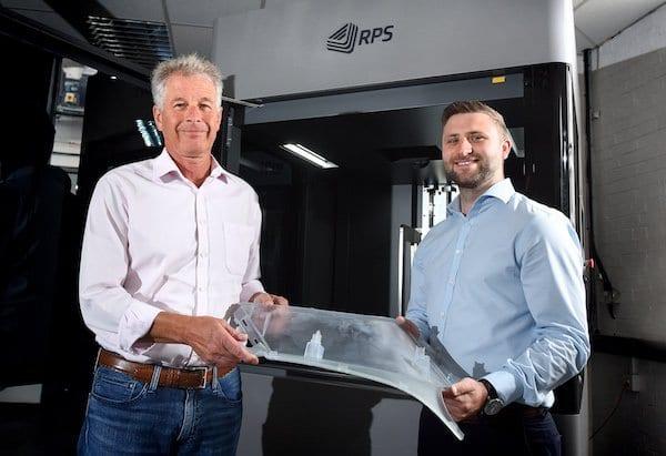 New 3D printer improves rapid prototyping