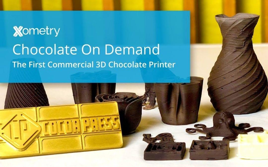 Xometry Case Study: Cocoa Press