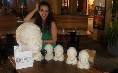 Interview with Malika Khodja on Women in 3D Printing