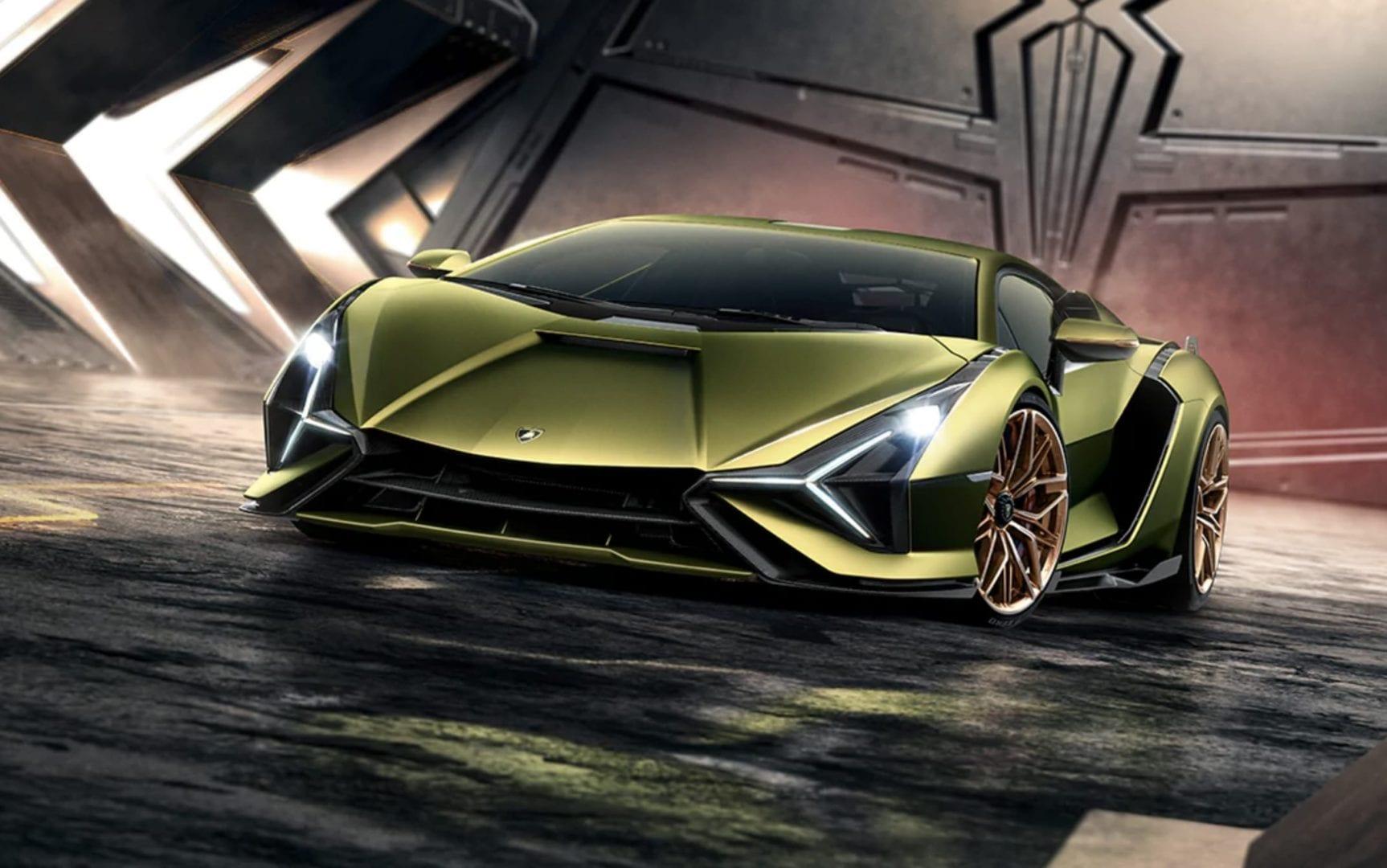 New Lamborghini Sián is the most customizable Lambo ever