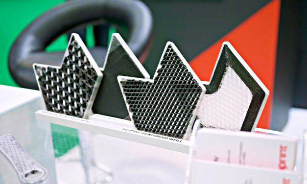 Carbon Fiber 3D Prints stronger than STEEL