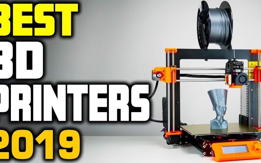 Top 5 – Best 3D Printers in 2019