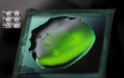 3D printing technique accelerates nanoscale fabrication a thousandfold