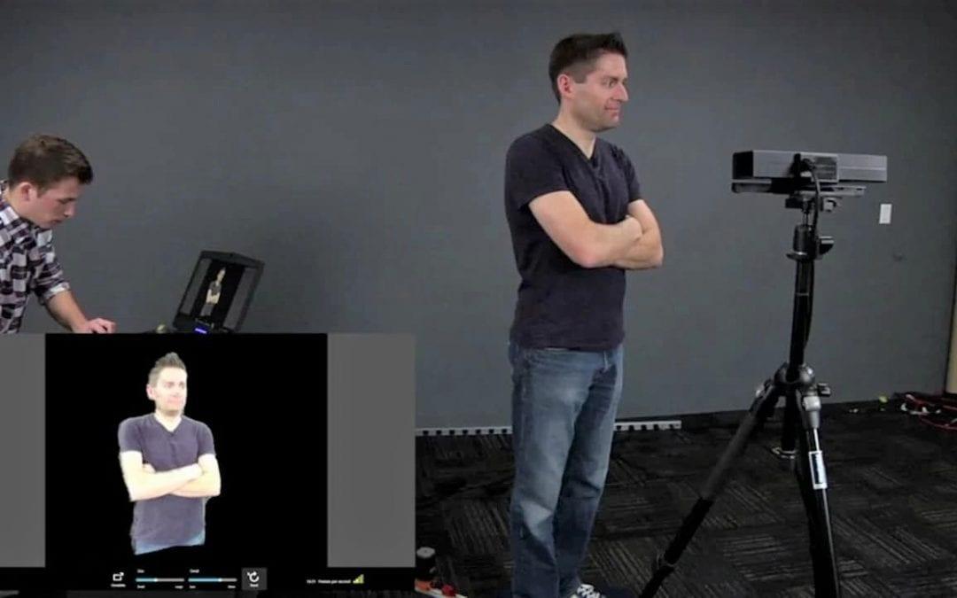 5 Best Kinect 3D Scanner Software Tools