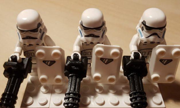 LEGO strikes down Homebrew 3D Print Designs