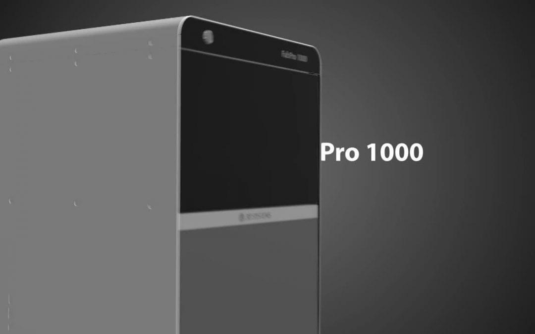 3D Systems FabPro 1000 Industrial-Grade Desktop 3D Printer