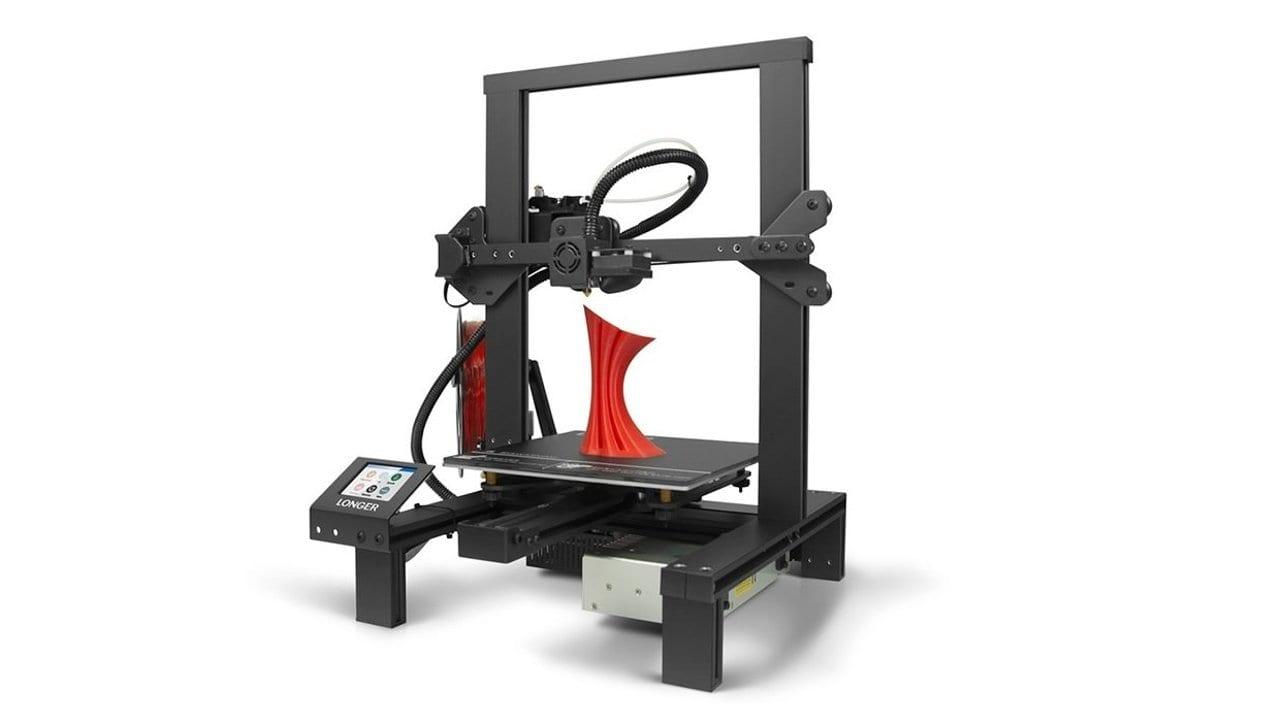 2019 Longer LK4 3D Printer: Review the Specs