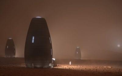 MARSHA: 3D-Printed Habitat for Mars Wins NASA Challenge