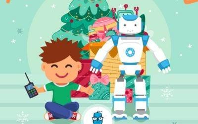 Robotics & 3D Printing Workshop for kids (Christmas week)