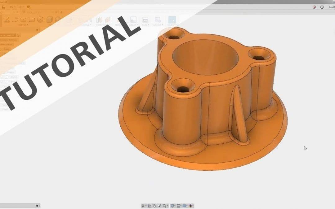 Autodesk Fusion 360 Tutorials