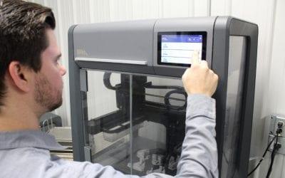 Pennsylvania shop 3D-prints tools, saving CNC machining time