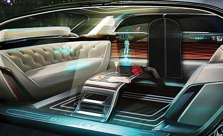 Bentley Motors Drives its Future Car Design With 3D Printing