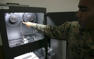 Metal X 3D Printer Begins Operations at U.S. Military Base
