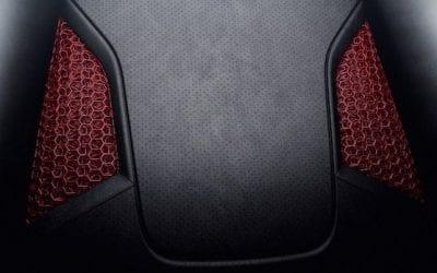 Porsche adopts 3D printing in new bucket seat concept