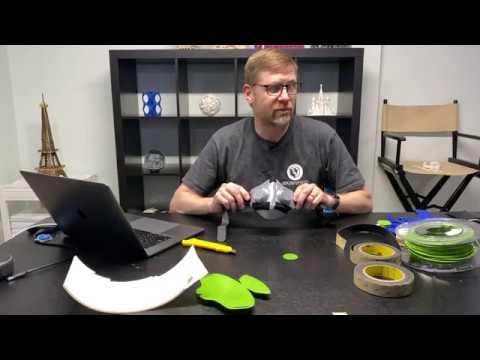 3D printable respirator / COVID-19 mask (version 2)