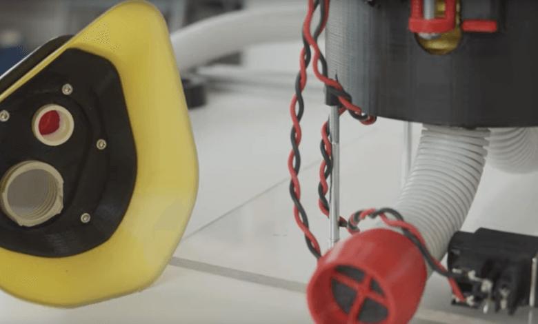 Poland-based VentilAid project 3D prints open-source ventilator