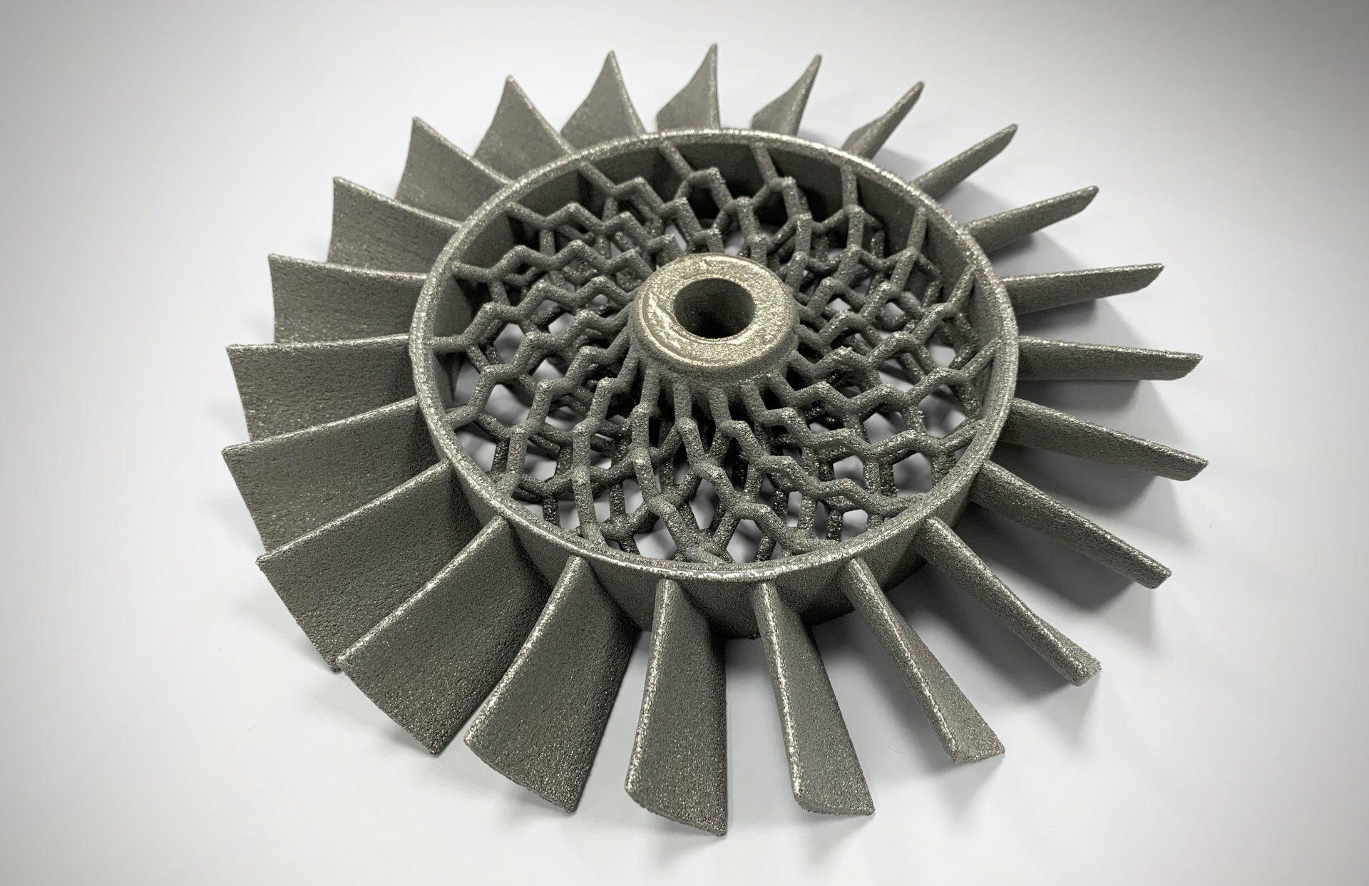 A third way for metal PBF 3D printing