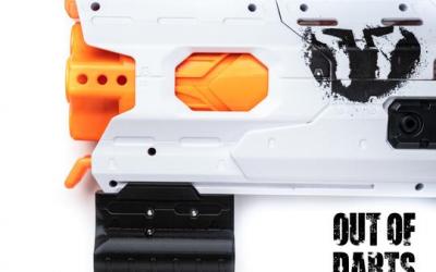 Niche Made: Modding NERF Guns With 3D Printing