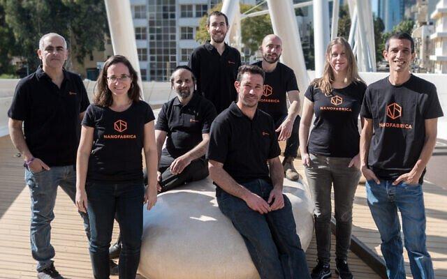 3D printer startup Nanofabrica raises $4 million led by Microsoft venture arm