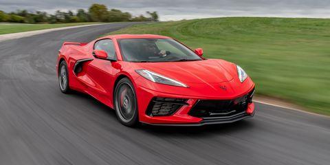 GM Built a C8 Corvette Prototype That Was 75 Percent 3D Printed