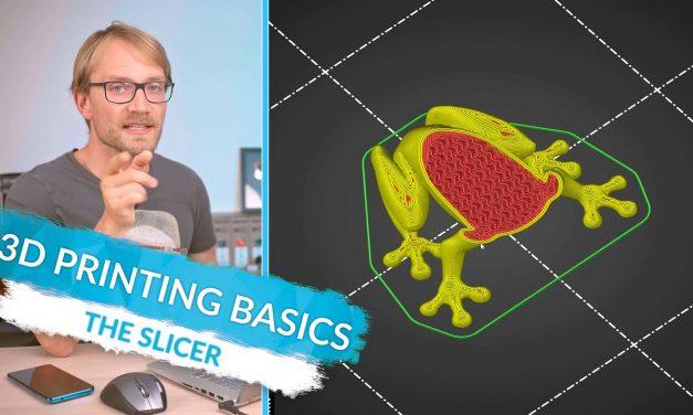 3D Printing Basics: The Slicer! (Ep6)