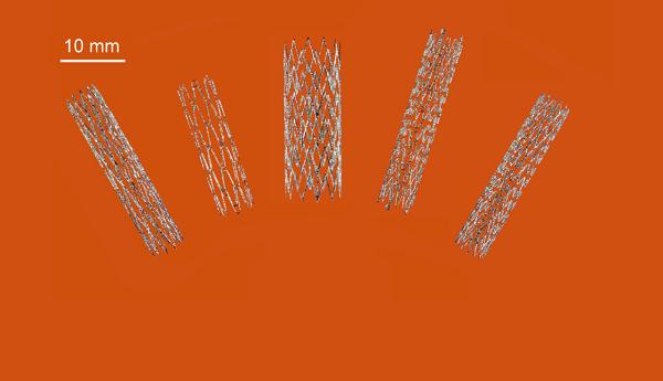 CSIRO 3D prints complex heart stents