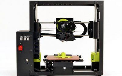 LulzBot Mini 3D Printer Review
