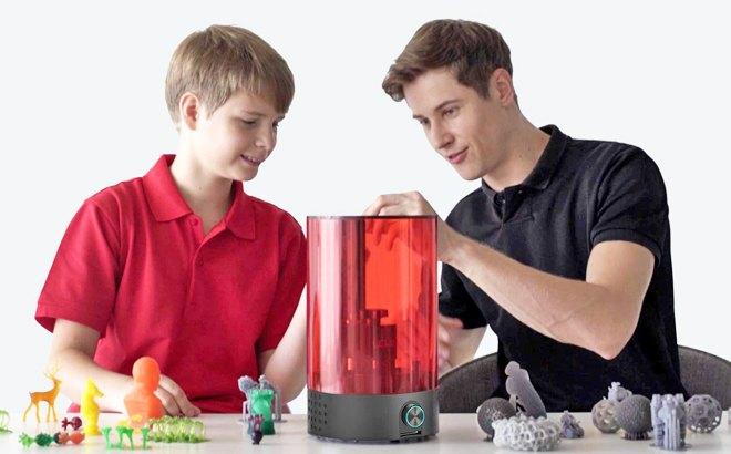 Resin SLA 3D Printer ONLY $159.99 + FREE Shipping at Amazon (Regularly $300)
