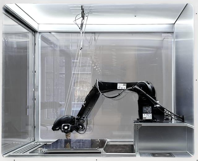 3D Printers with an AI Brain