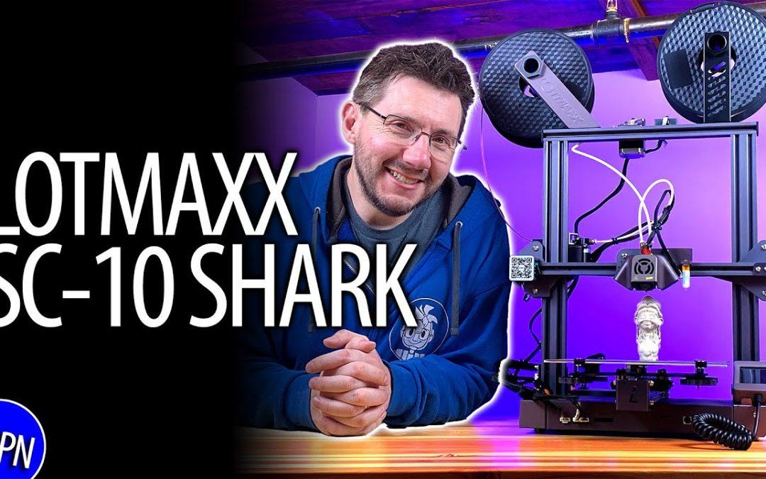 Lotmaxx SC-10 SHARK 3D Printer *FIRST LOOK*