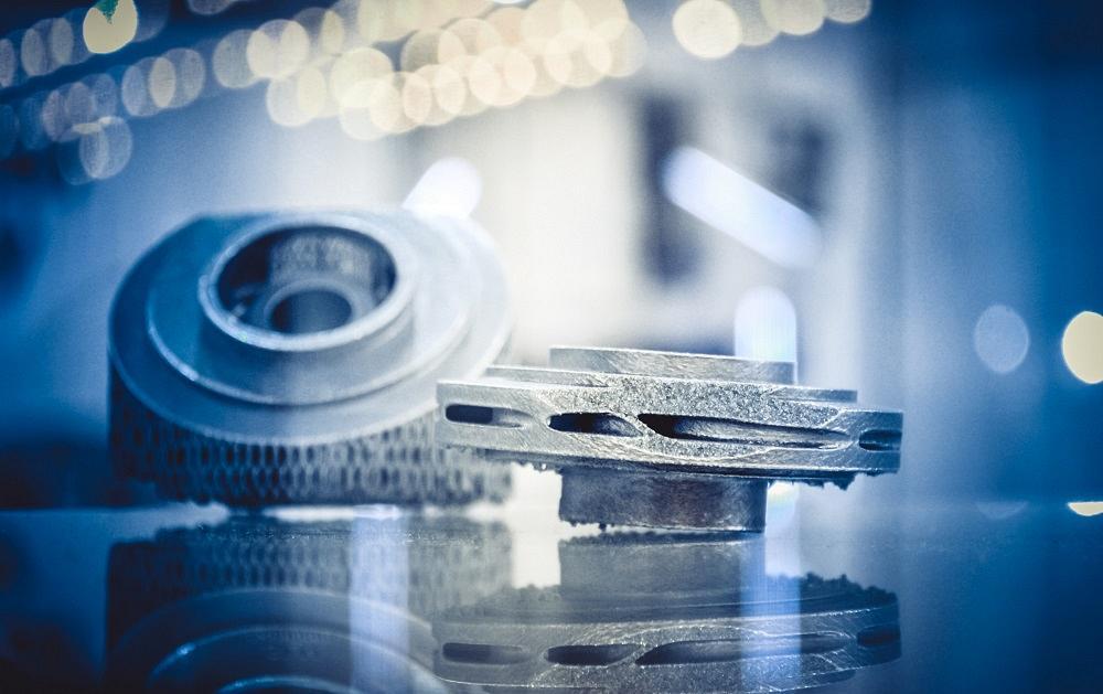Metal additive manufacturing goes big