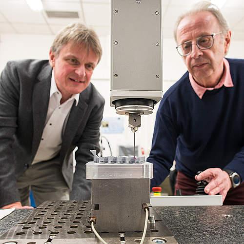Electrochemical Machining & Metal 3D Printing Yield Micrometer Dimensional Tolerances
