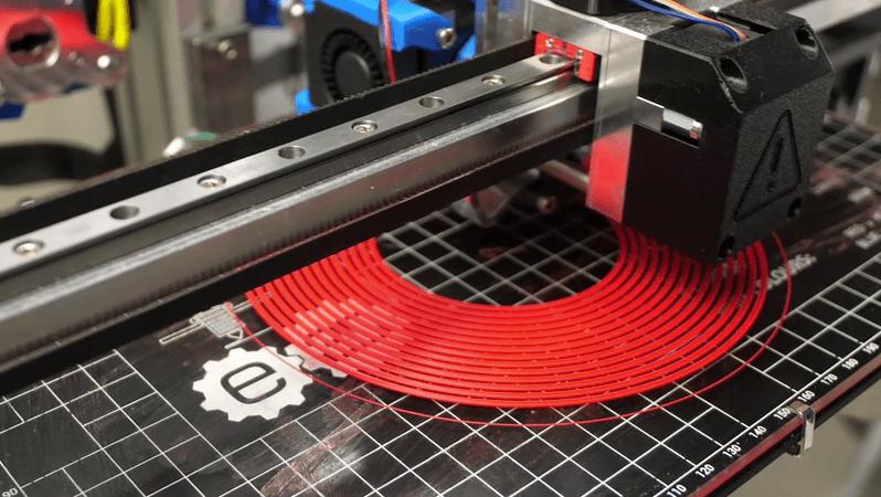 Can A 3D Printer Print Better Filament For Itself?