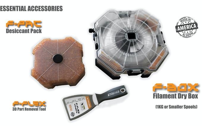 Great Set of 3D Printing Accessories on Kickstarter