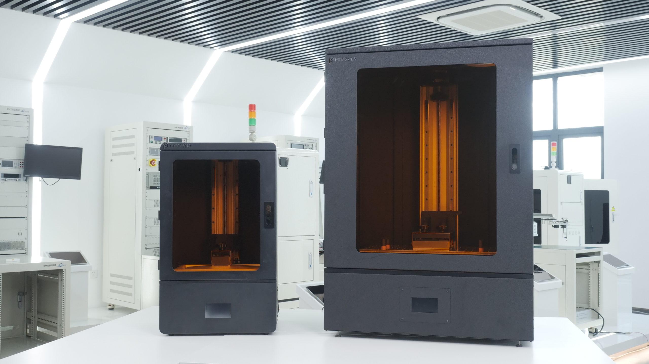 Peopoly Releases Bigger, Faster Phenom XXL DLP 3D Printer