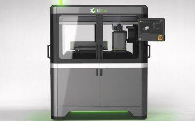 ExOne's New Metal 3D Printer Raises the Binder Jetting Bar