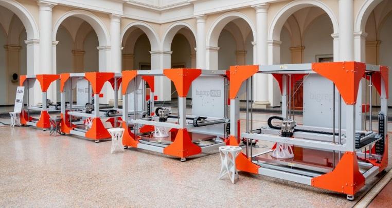 BigRep Introducing 3D Printer Rental Service for Large-Format Industrial 3D Printer