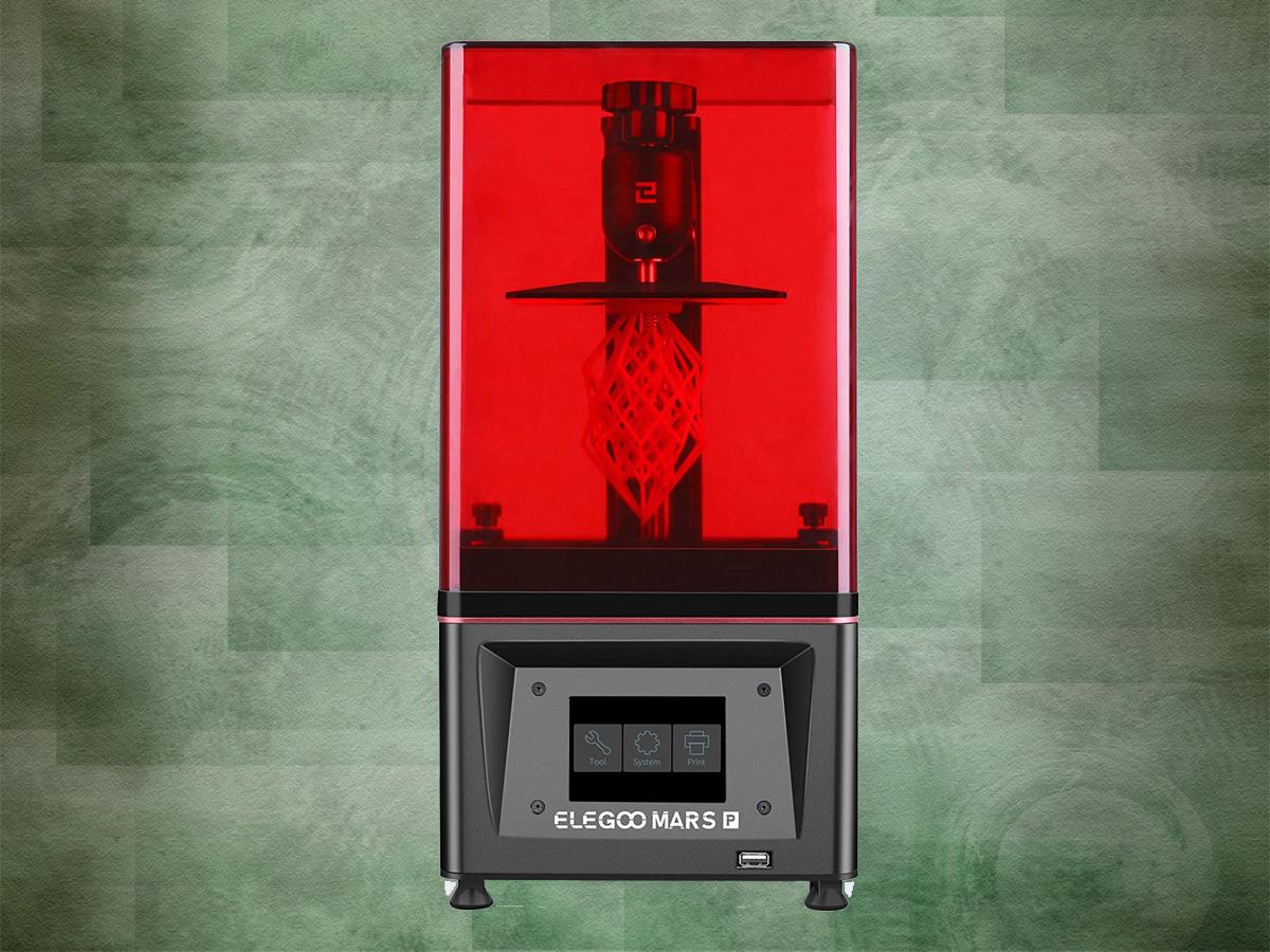 Adventures in 3D Printing: The Elegoo Mars Pro Review